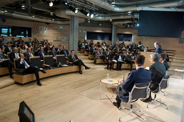Presentación del Observatorio de ética en los negocios